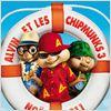 Alvin ve Sincaplar: Eğlence Adası : poster