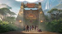 Jurassic World: Kretase Kampı Sezon 2 Teaser