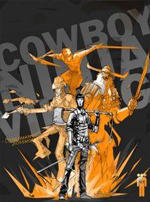 Cowboy Ninja Viking