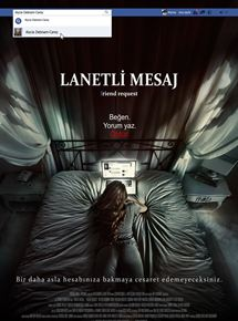 Lanetli Mesaj — Friend Request 2016