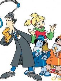 Gadget and the Gadgetinis