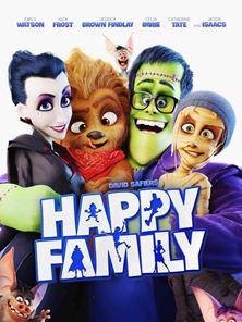 Mutlu Canavar Ailesi Dublajlı Fragman