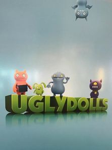 UglyDolls Orijinal Fragman