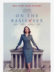 On the Basis of Sex Orijinal Fragman