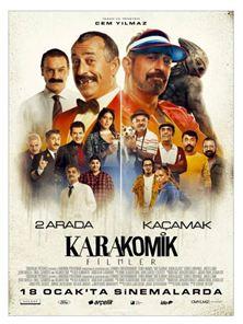 Karakomik Filmler Kaçamak Fragman
