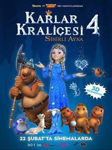 Karlar Kraliçesi 4: Sihirli Ayna Dublajlı Fragman