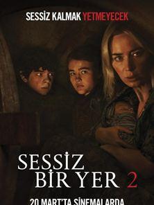 Sessiz Bir Yer 2  Türkçe Alt Yazılı Özel Video