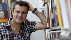 """""""Elite"""" Dizisi Yazarı Carlos Montero"""