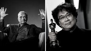 Martin Scorsese, Oscarlı Yönetmen Bong Joon Ho