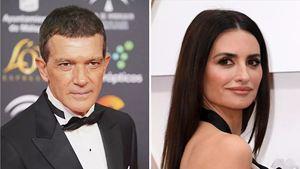 Penélope Cruz ve Antonio Banderas