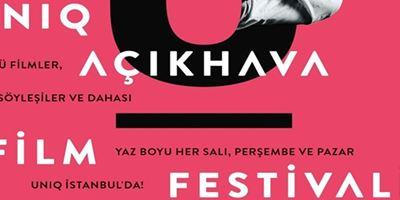 UNIQ Açıkhava Sinema Festivali'nin Haziran Programında Neler Var?