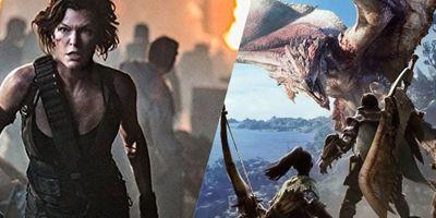 "Milla Jovovich'li ""Monster Hunter""da İlk Resmi Kare!"