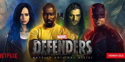 The Defenders'ın Tüm Videolarını İzle!