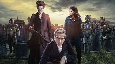 Doctor Who 8. Sezon Finalinden Kareler!