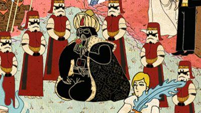Sinema Tarihinin Sevilen Filmleri Minyatürleştirildi!