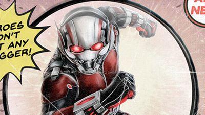 Ant-Man Cephesinden Yepyeni Posterler!