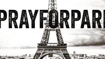 Ünlülerden Paris'e Büyük Destek!