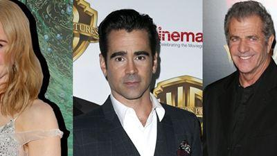 Hollywood'tan Son Gelişmeler! Colin Ferrell, Aquaman, Nicole Kidman...