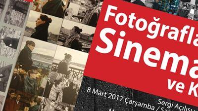 """İstanbul Şehir Üniversitesi Sinema ve Televizyon Bölümü'nden """"Fotoğraflarla Sinema ve Kolaj Sergisi""""!"""