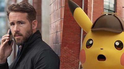 Ryan Reynolds Pokemon Oluyor!