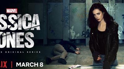 Jessica Jones'un 2. Sezonundan Yepyeni Bir Fragman Geldi