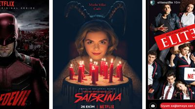 Ekim'de Netflix'te Neler Var?