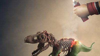 Chucky, Oyuncak Hikayesi'nin Rex'ini Ele Geçirdi!