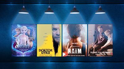"""Vizyondaki Filmler: """"Karlar Ülkesi 2"""", """"Doctor Sleep"""""""