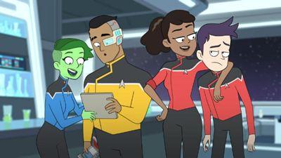Yeni Animasyon Serisi 'Star Trek: Lower Decks'ten Tarih ve Poster
