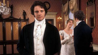 """""""Pride and Prejudice""""ın Restore Edilmesi, Colin Firth'ün Gençlik Zamanlarına Götürdü"""