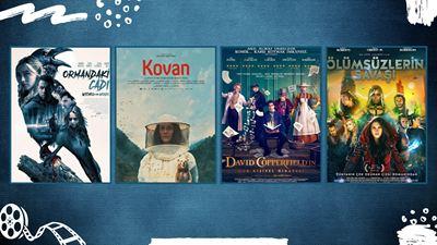 """Vizyondaki Filmler: """"Ormandaki Cadı"""", """"Kovan"""", """"David Copperfield'ın Çok Kişisel Hikayesi"""""""
