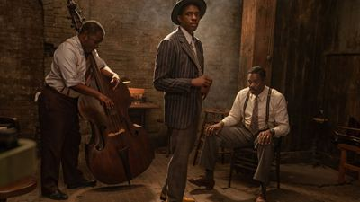 "Chadwick Boseman Başrollü ""Ma Raineys Black Bottom""dan Görseller Geldi"