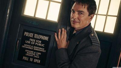 Kaptan Jack Harkness, 'Doctor Who'ya Geri Dönüyor