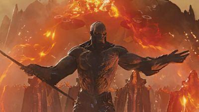 Zack Snyder'ın Justice League'inden Yeni Görseller!