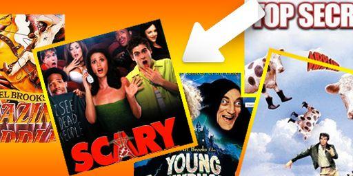 En İyi 10 Parodi Filmi!