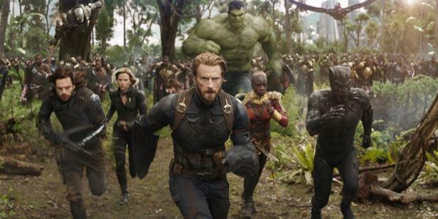 """""""Avengers: Sonsuzluk Savaşı"""" Ekibi Toplandı!"""