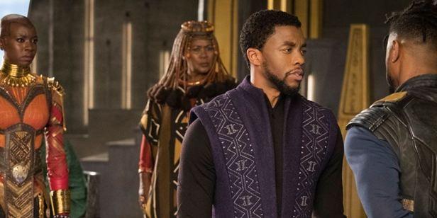 """2018 Saturn Ödülleri'ne """"Black Panther"""" Damga Vurdu!"""