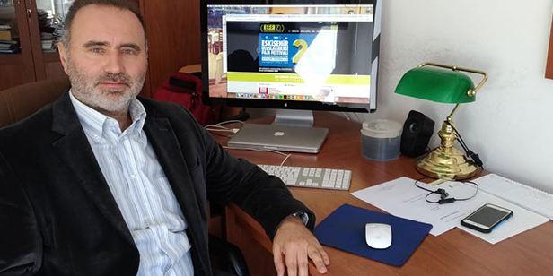 Eskişehir Film Festivali Başkanı Serhat Sırrı Serter Sorularımızı Yanıtladı