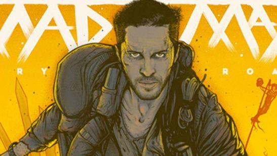 Mad Max: Fury Road Filminden Yepyeni Posterler!