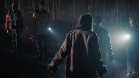 Yeni Dizi Dark'tan İlk Teaser