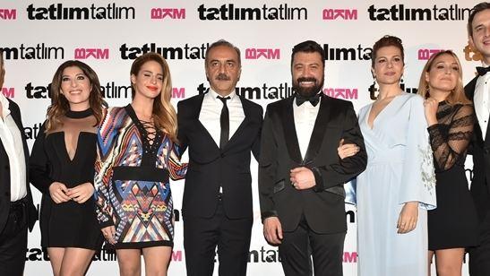 """Tatlım Tatlım"" Filminden Renkli Gala!"