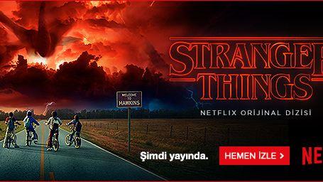 Stranger Things'ten TBT Posterleri