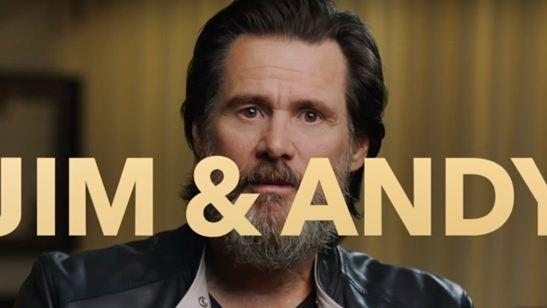 """""""Jim & Andy""""den Altyazılı Fragman!"""