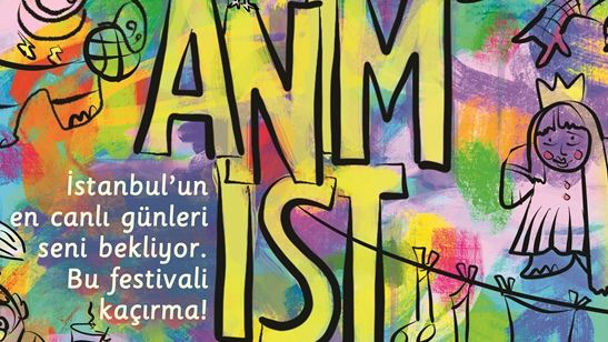 """Animasyon Festivali """"Animist"""" İçin Geri Sayım!"""