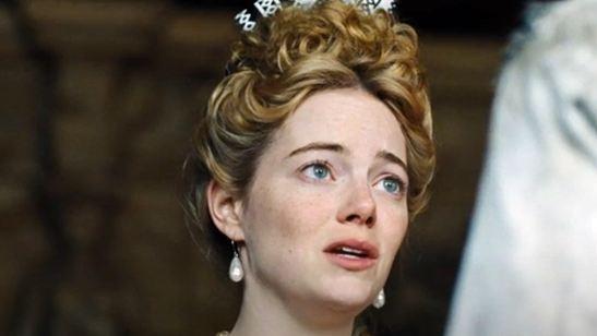"""Emma Stone'lu """"Sarayın Gözdesi""""nden Altyazılı Fragman!"""