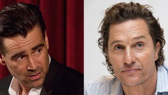 "Colin Farrell ve Matthew McConaughey ""Toff Guys""ta Buluşuyor!"