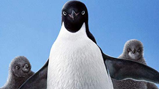 """""""Penguins""""ten Yayınlanan Yeni Poster İle Kışın İlk Günleri Kutlanıyor!"""