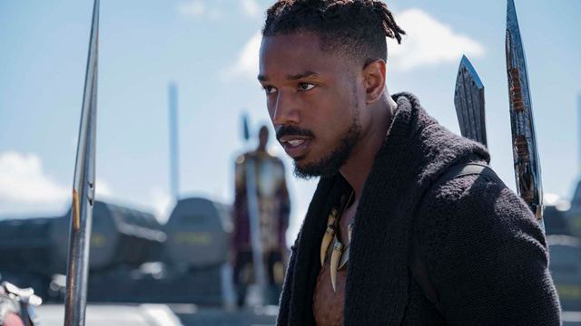 Michael B. Jordan'dan Black Panther İtirafı