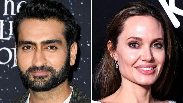 "Angelina Jolie ve Kumail Nanjiani ""The Eternals""ta Buluşuyor!"