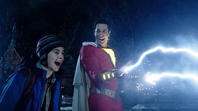 """ABD Box Office'inin Zirvesinde """"Shazam!"""" Var!"""